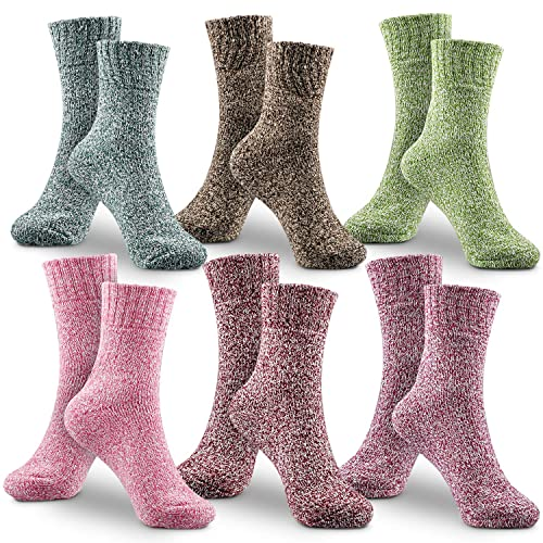 12 PAIRS OF CHUNKY KIDS SLOUCH SOCKS WITH FULL CUSHION TERRY FOOT