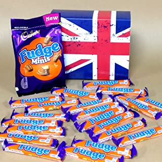 Cadbury Great British Fudge Box By Moreton Gifts