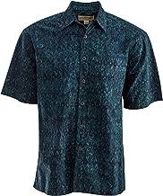 Johari West Sapphire Diamond Tropical Hawaiian Shirt