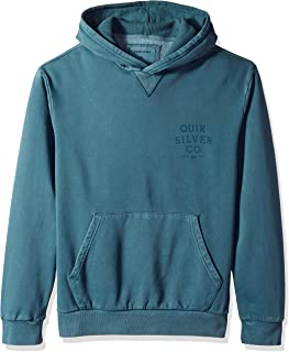 Quiksilver Men's ASO Plains Fleec Hooded Jacket