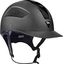 IRH Elite Extreme Riding Helmet Matte Black