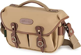 Billingham Hadley Small Pro Camera Bag (Khaki Canvas/Tan Leather)