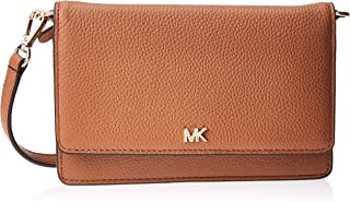 Michael Kors Womens Pebbled Leather Convertible Crossbody Bag MICHAEL KORS 32T8GF5C1L CROSSBODY -203 ACORN