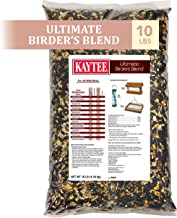 Kaytee Ultimate Birder's Blend Wild Bird Food, 10 lb