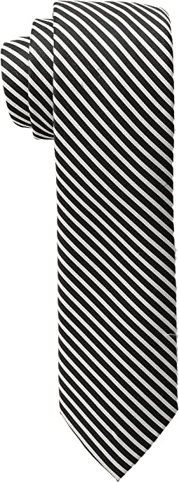Calvin Klein Black and White Mini Bar Stripe