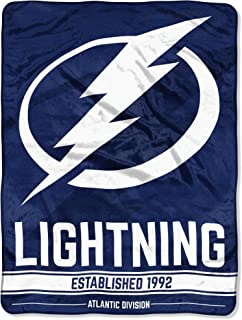 tampa bay lightning blanket