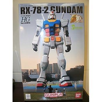 【お台場限定】 HG 1/144 RX-78-2 ガンダム Ver.G30th GREEN GUNDAM PROJECT《プラモデル》