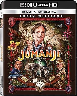 Jumanji - 4K UHD [Blu-ray] (Bilingual)