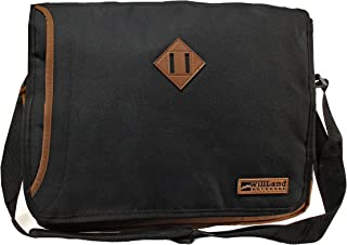WillLand Outdoors College Serena Messenger Bag, Dark Night