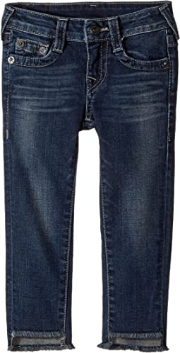 True Religion Kids - Casey Skinny Jeans in Dark Moon (Toddler/Little Kids)