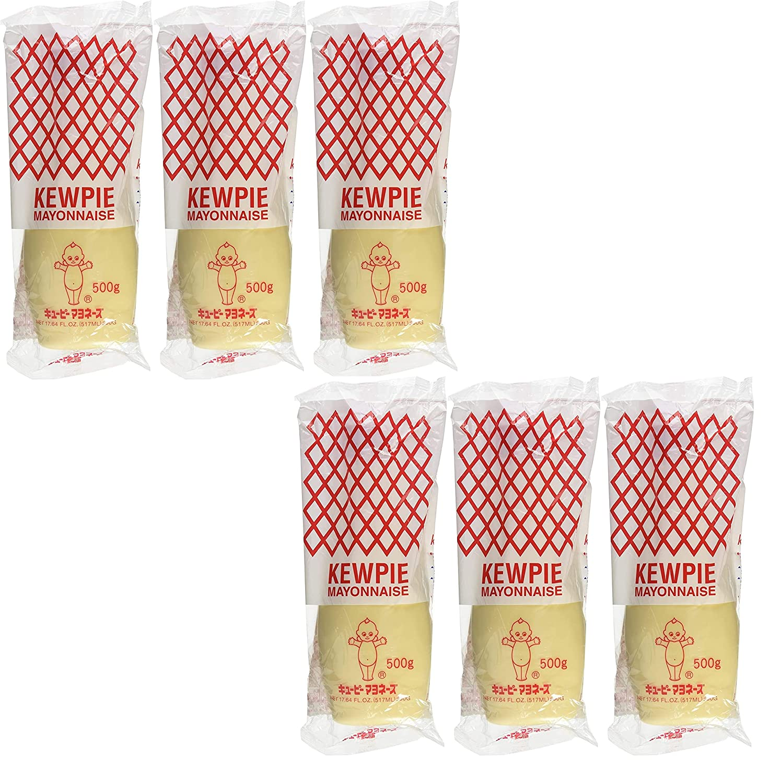 Japanese Kewpie Mayonnaise - 17.64 In stock Pack oz. .2-SET Max 66% OFF of 3
