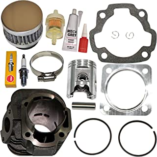 POLARIS PREDATOR 90 90CC CYLINDER PISTON KIT GASKETS...