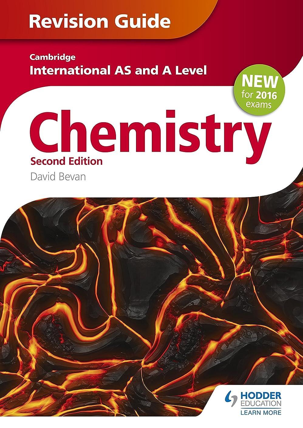 絶妙重大気まぐれなCambridge International AS/A Level Chemistry Revision Guide 2nd edition (Cambridge International As & a Level) (English Edition)