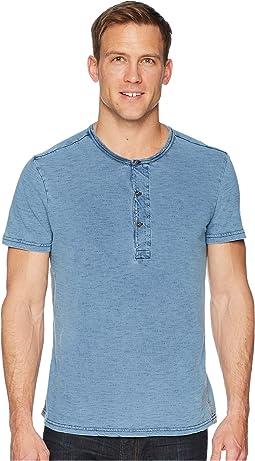 Calvin Klein Jeans True Indigo Henley