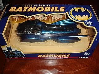 Corgi 2000 DC Comics (Blue) Batmobile 1:18 Scale