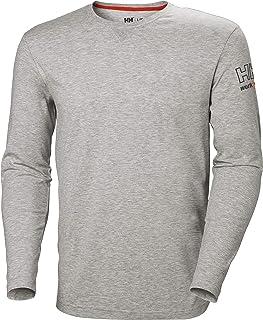 """Helly Hansen Unisex's Workwear, Grey Melange, L - Chest 42.5"""" (108Centimeters)"""