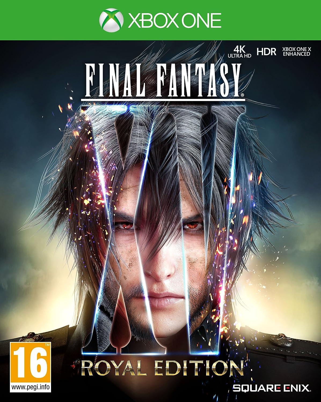 Final Finally popular brand Fantasy XV Royal One Edition Xbox Overseas parallel import regular item
