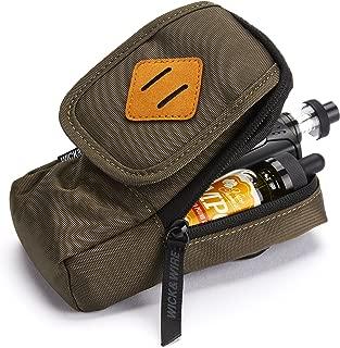Vape Case for Travel – Secure, Organized, Premium Vape Bag – Fits Any Mechanical Box..