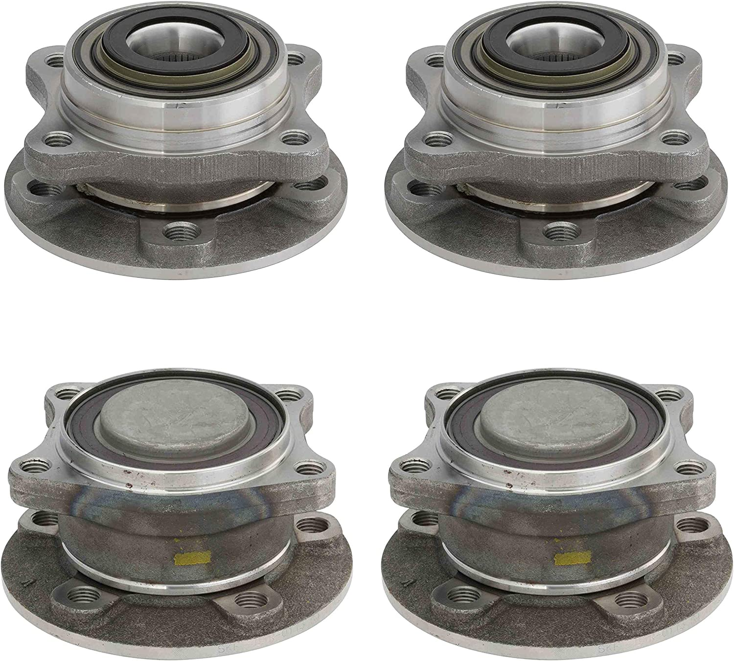 Newparts Front Rear Wheel Special price Bearing 5 ☆ very popular and For Kit Hub Assemblies V