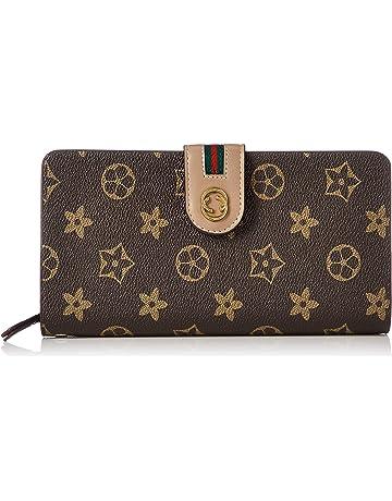 424849404e9b 【LOUVE】 財布 レディース 長財布 大容量 (カード12枚収納 多機能