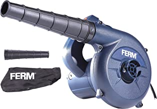 FERM EBM1003 Dust Blower/Mini Air Blower/Single-Handed, Light Weight, Small Blower