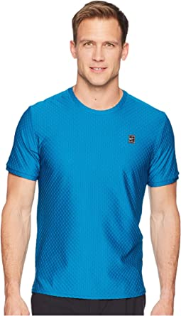 Nike Court Short Sleeve Tennis Top