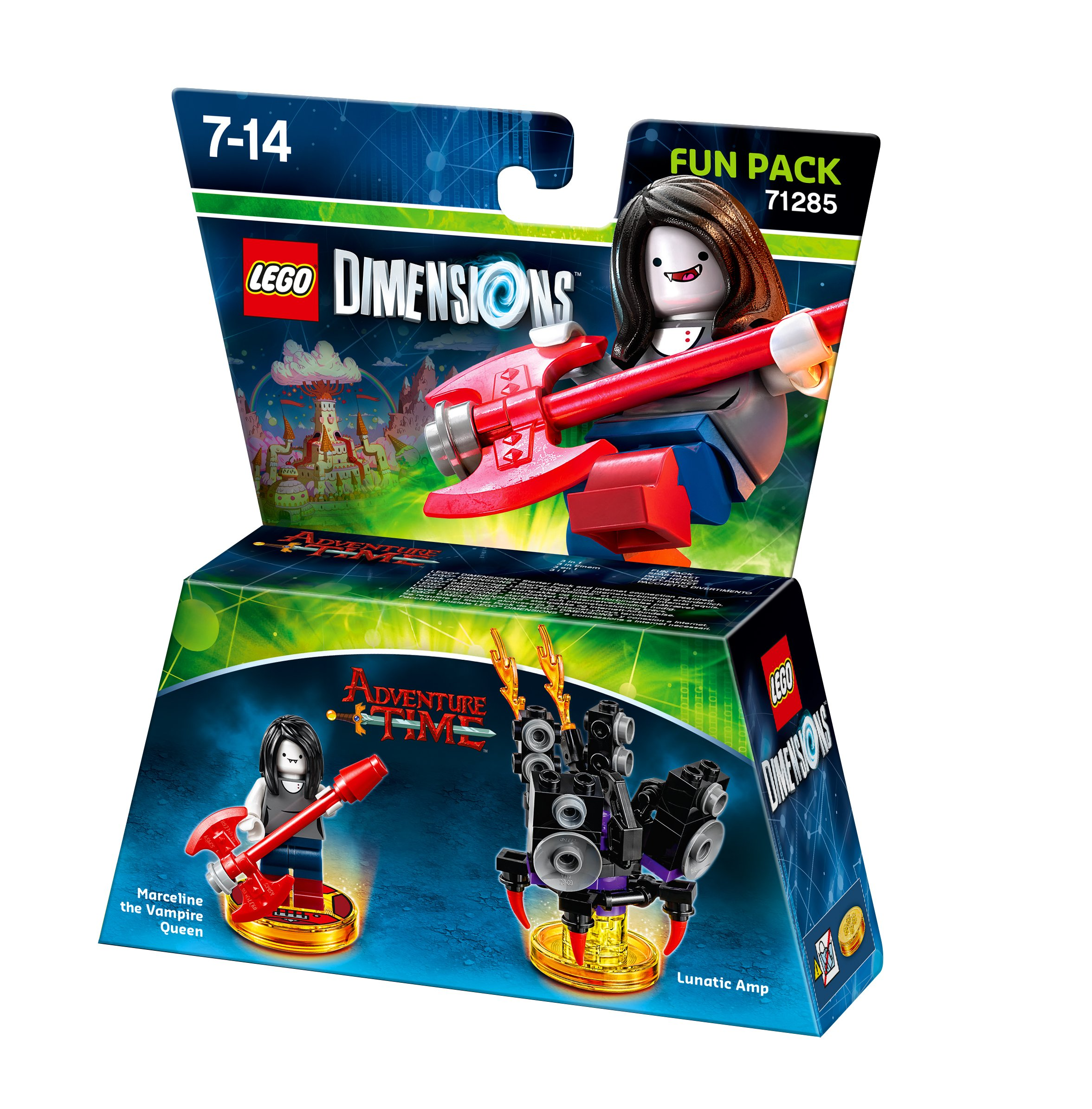 Warner Bros Interactive Spain Lego Dimensions - Adventure Time: Amazon.es: Videojuegos