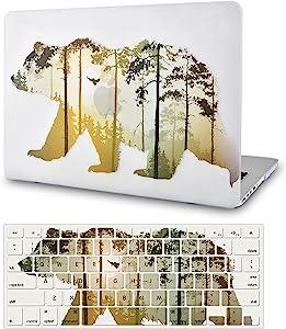 KECC Laptop Case Compatible with MAC Pro 13