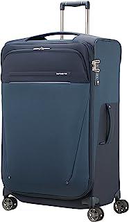 SAMSONITE B-Lite Icon - Spinner 78/31 Expandable, 107.5 L, 2.9 KG Bagage cabine, 78 cm, 117.5 liters, Bleu (Dark Blue)