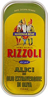 Rizzoli Anchovies in Extra Virgin Oil, 90 g