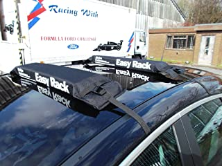 Menabo M-Way Aero Fit ALUMIUM Lockable Roof Rack Space Bars Rails for ALFA ROMEO Giulietta 5 Door 10