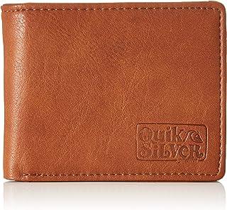 Quiksilver Men's Slim Folder Wallets, Medium