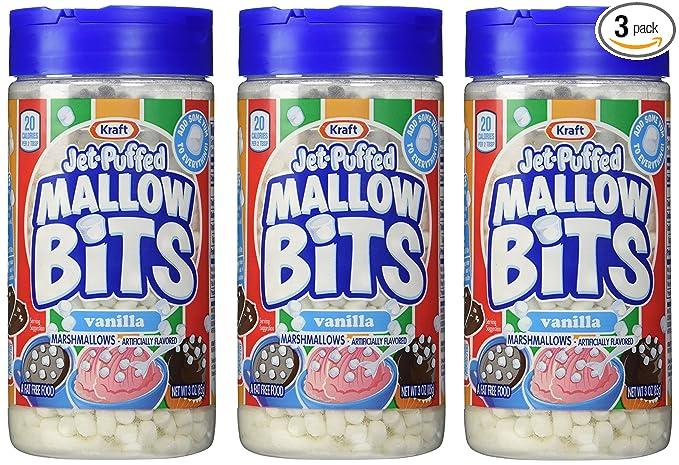 Marshmallow Bits