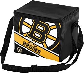 FOCO NHL Unisex Big Logo Stripe 6 Pack Cooler