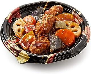 [冷蔵] 鶏肉 と 彩り 野菜 の 黒酢丼
