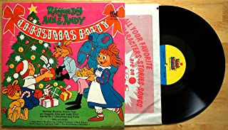 Audio CD. Raggedy Ann and Andy. Christmas Party. Kid Stuff Records. (KSS5006)