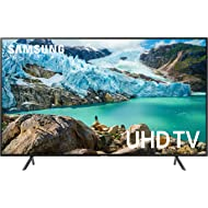 Samsung UN65RU7100FXZA Flat 65-Inch 4K UHD 7 Series Ultra HD Smart TV with HDR and Alexa...