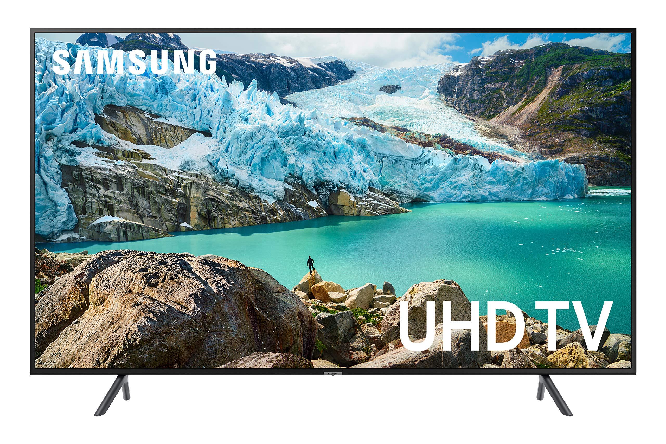 Samsung UN50RU7100FXZA FLAT UHD Smart