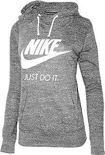 NIKE Women's Gym Vintage Hoodie Athletic Pullover 823701-091
