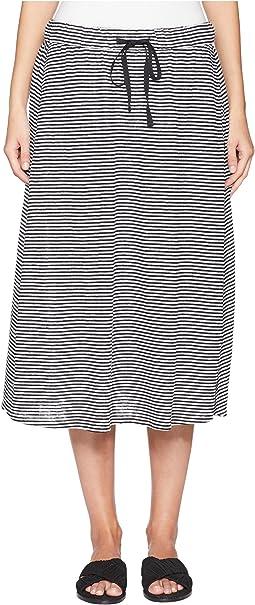 Flared C/L Skirt