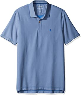 IZOD Men's Clearance Advantage Performance Solid Polo Shirt
