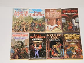 "Robert Asprin ""Myth"" Series 8 Book Set"