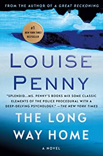 The Long Way Home: A Chief Inspector Gamache Novel (Chief Inspector Gamache Novel, 10)