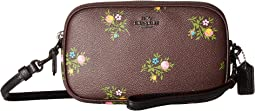 COACH - Crossbody Clutch in Cross Stitch Floral