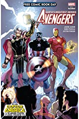Free Comic Book Day 2018: Avengers/Captain America #1 Kindle Edition