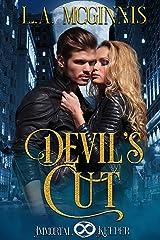Devil's Cut: Immortal Keeper Vampire Paranormal Romance Series Kindle Edition