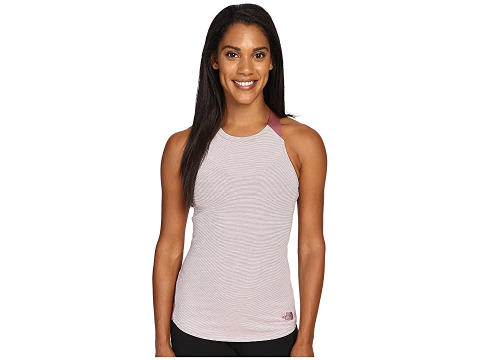 The North Face Dynamix Tank Top (Renaissance Rose Heather/Renaissance Rose (Prior Season)) Women