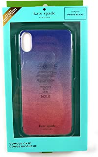 Kate Spade New York Sunset Glitter Ombre Case for iPhone Xs MAX