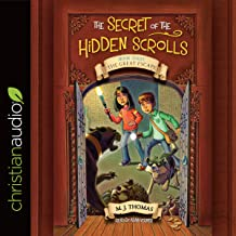 The Great Escape: The Secret of the Hidden Scrolls