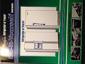 whirlpool fridge freezer manual